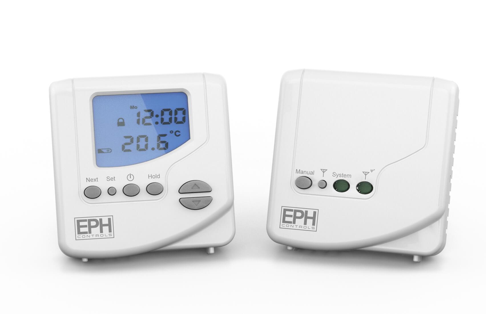 RF Room / Cylinder Thermostat Packs Image