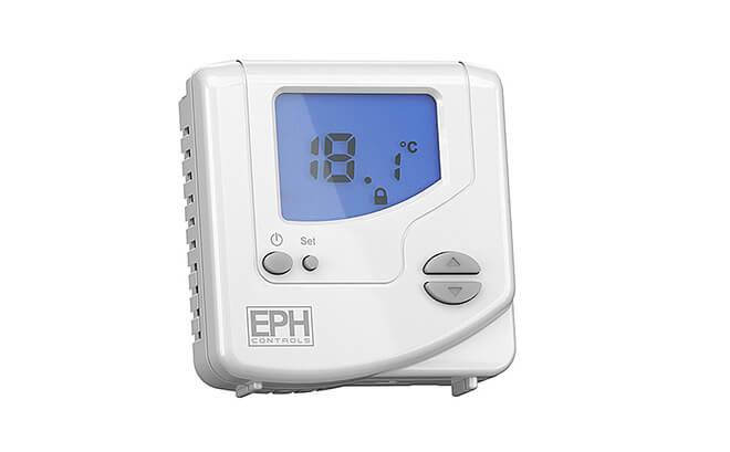 Digital Room / Cylinder Thermostats Image
