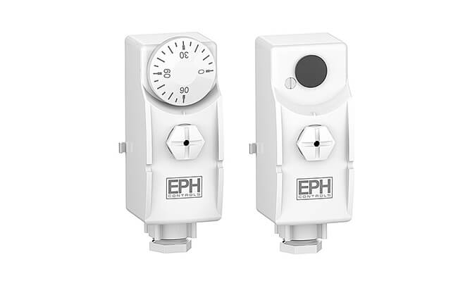 Hardwired Pipe / Cylinder Thermostats Image
