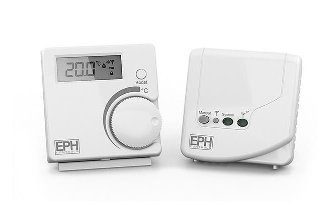 RF Thermostat & Gateway Image