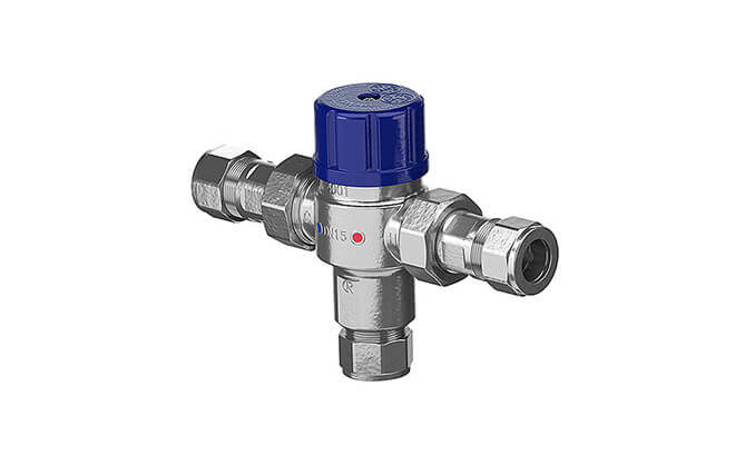 Thermostatic Mixing Valve Image