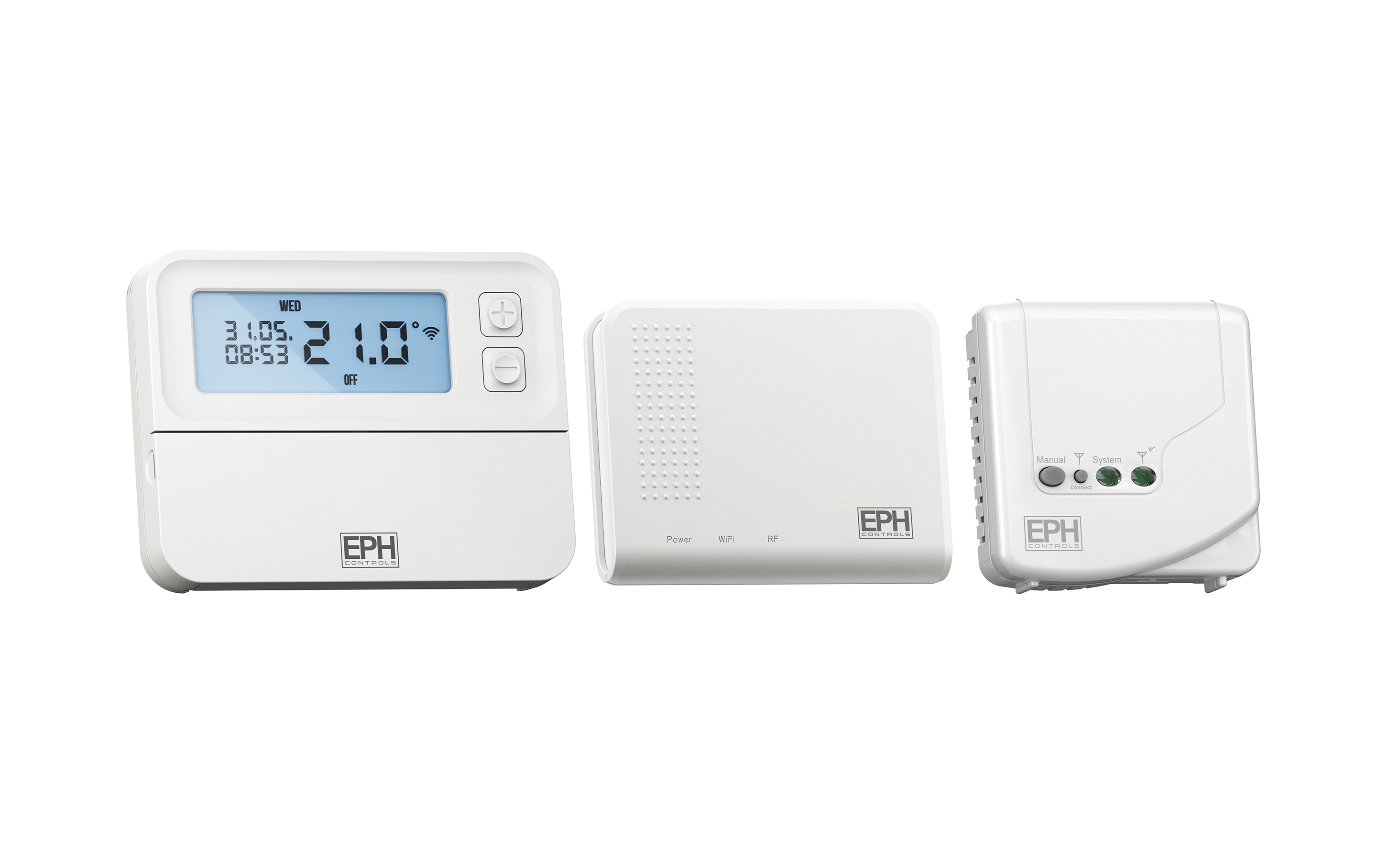 EMBER Smart Thermostat System (TS) Image